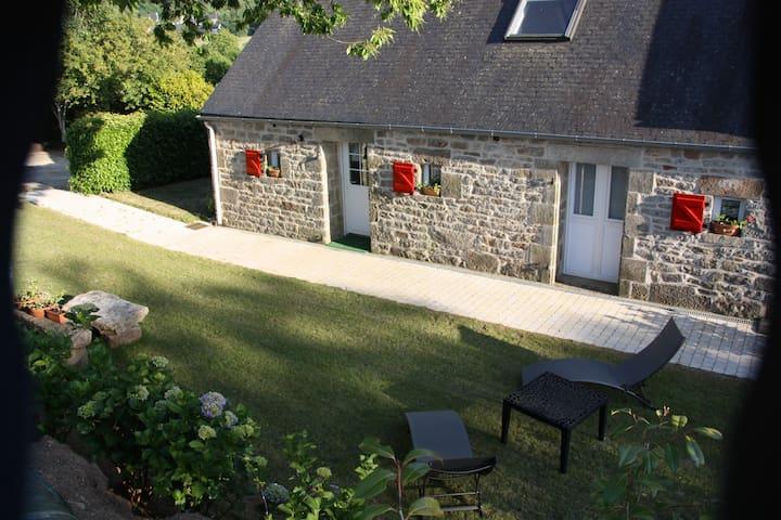 "Gîte ""Les Hortensias"" - Locronan - Casa"