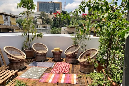 The Jasmine Rooftop, Suite & Patio in Mar Mikhael