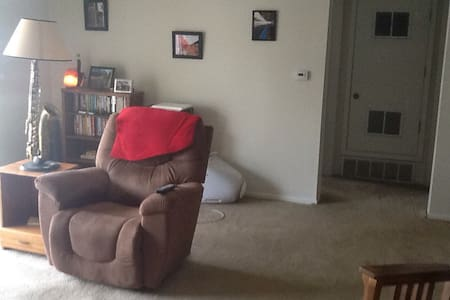 Large One Bedroom in West Omaha - Омаха - Квартира