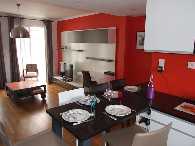 Centre historique de Nantes - Nantes - Apartamento