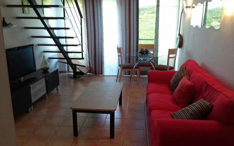 BEAUTIFIL DUPLEX APARTMENT IN ES M - Es Mercadal - Apartment