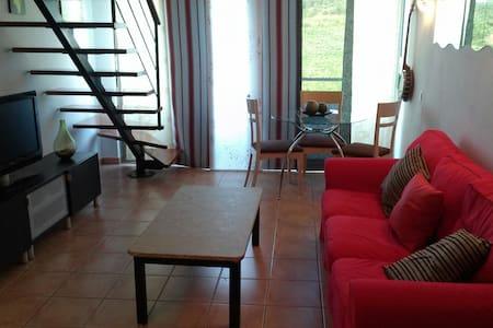 PRECIOSO DUPLEX EN ES MERCADAL - 埃斯梅尔卡达尔 - 公寓