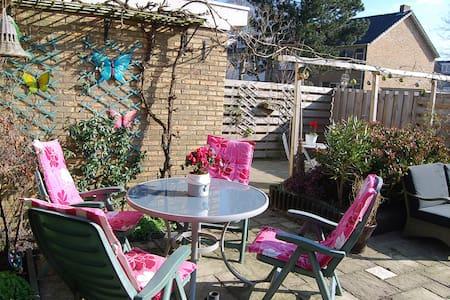 Sunshine in the garden - Castricum - House