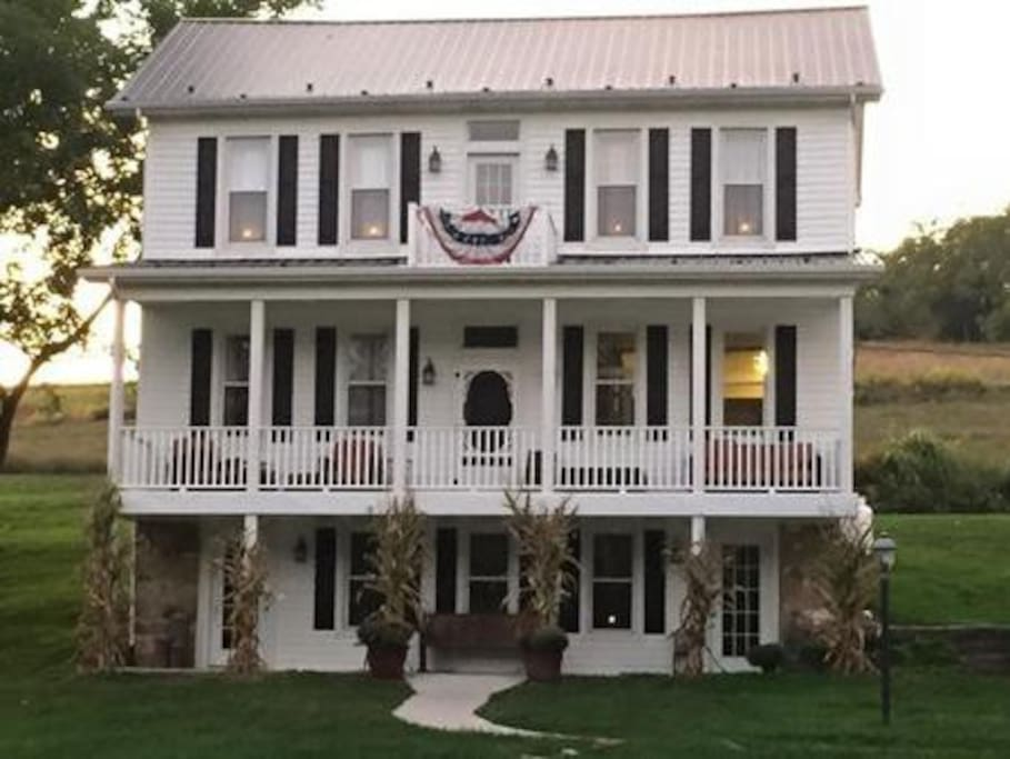 Bed And Breakfast Near Seven Springs Pa