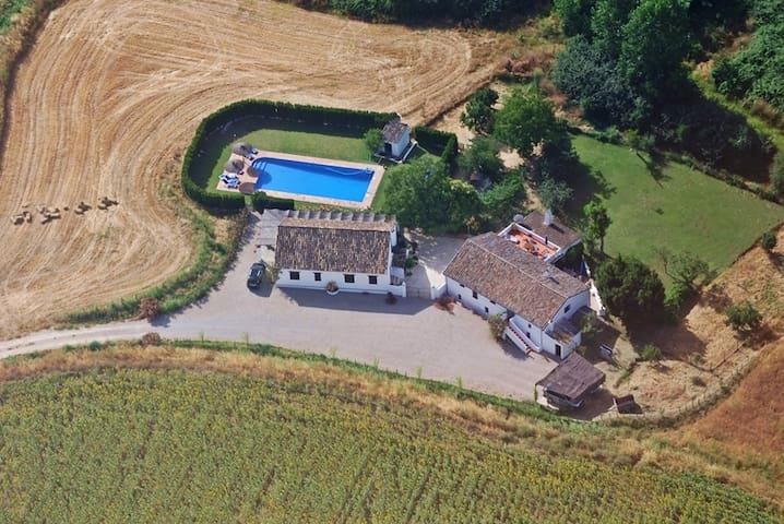 Country Villa and Apartment on Estate near Ronda