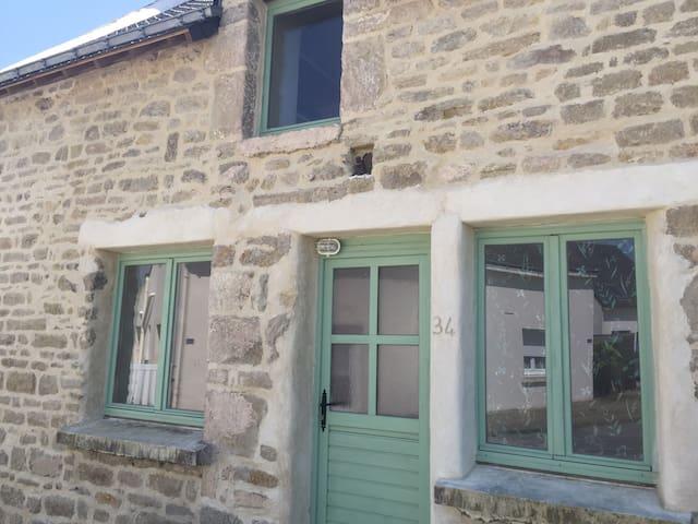 Gîte de Cressignan SENE Golfe du Morbihan