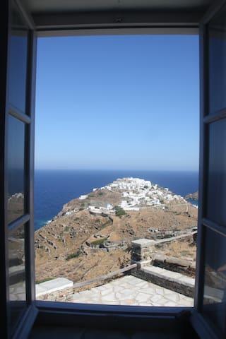 Kastro Villa 1- Sifnos - Cyclades - Sifnos - 別荘