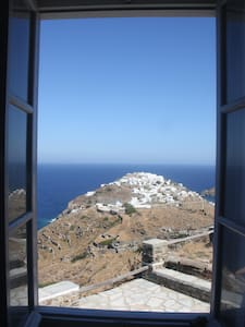 Kastro Villa 1- Sifnos - Cyclades - Sifnos - วิลล่า