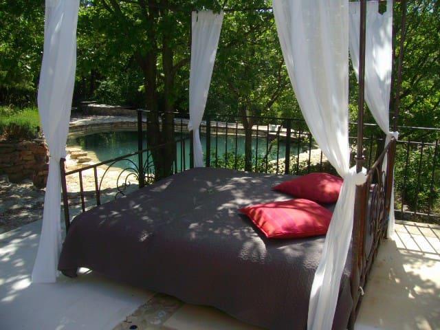 Paradis en Provence avec Piscine - Montmeyan - Apartamento