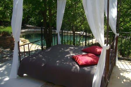 Paradis en Provence avec Piscine - Montmeyan