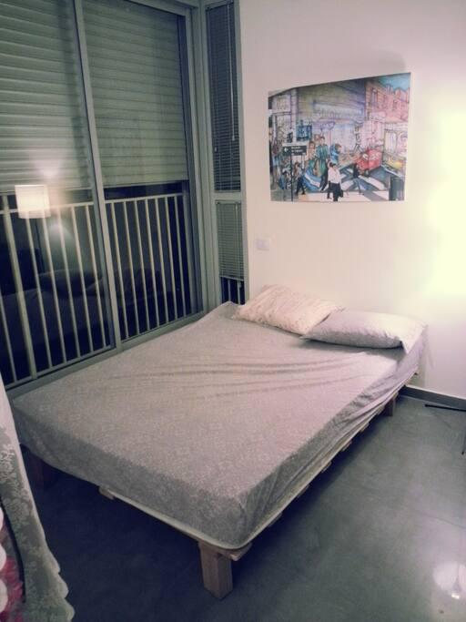 Sleep quietly (rear apartment)