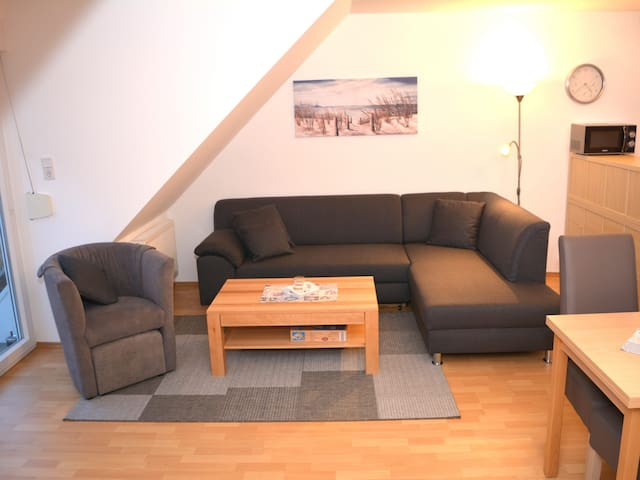 Great Apartment Seegras 10896.2 - Norden - Apartamento