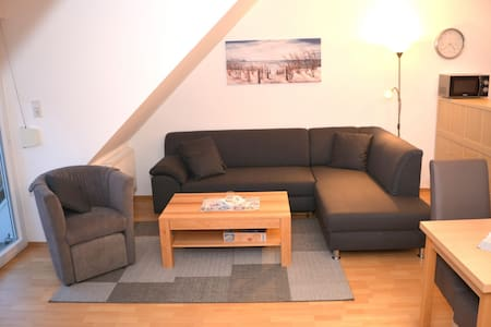 Great Apartment Seegras 10896.2 - Norden - Lejlighed