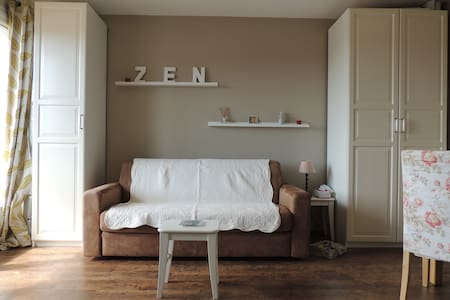 "Nice studio ""Bed & breakfast"" offer - Le Pouliguen - Leilighet"