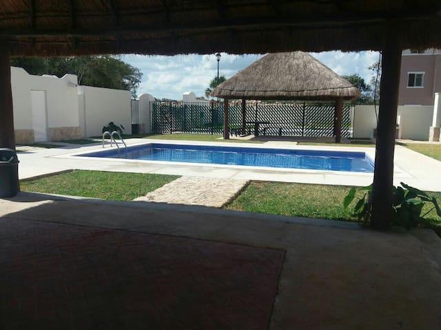 Departamento amueblado y completamente equipado - Playa del Carmen - Apartment