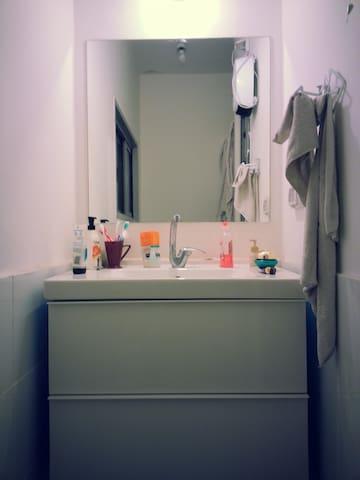 Clean, Spacious & New Studio Apt - Tel Aviv - Apartment
