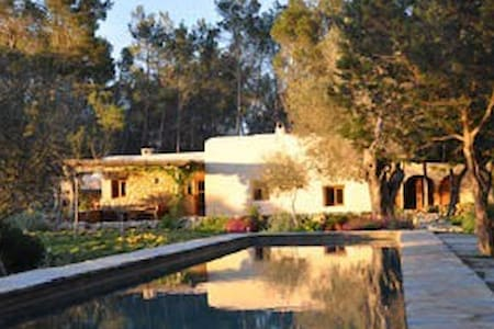 AUTHENTIC IBIZA COUNTRY VILLA - St:Agnes