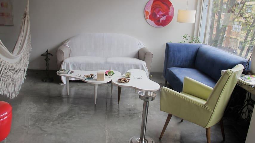 LA MACARENA CONFORTABLE - Bogota - Apartment