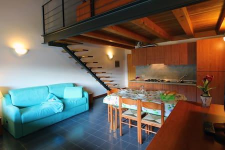Residenza Casa Pesarina - Osais-pesariis - Appartement