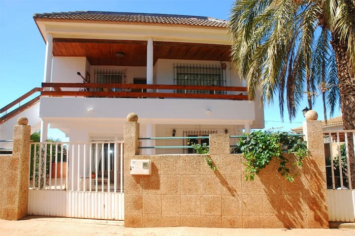 Large villa with private pool. Sleeps 14.