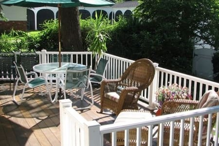 Luxury Home-Great In-Town Portsmouth Location - Portsmouth - House