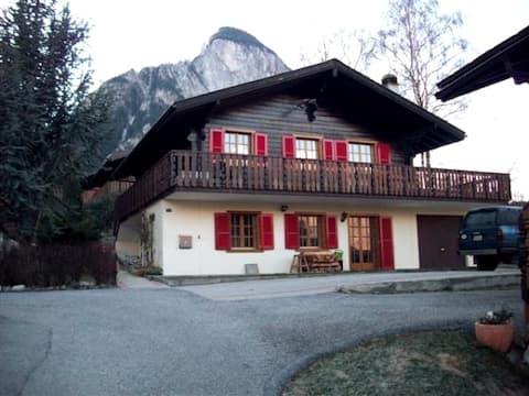 Cosy app near Pfynwald and Zermatt, Wallis