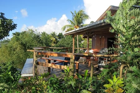 Beautiful Bungalow in Rain Forest - Picard