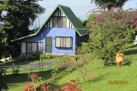 The Cucu Coffee Plantation Lodge - Naranjo