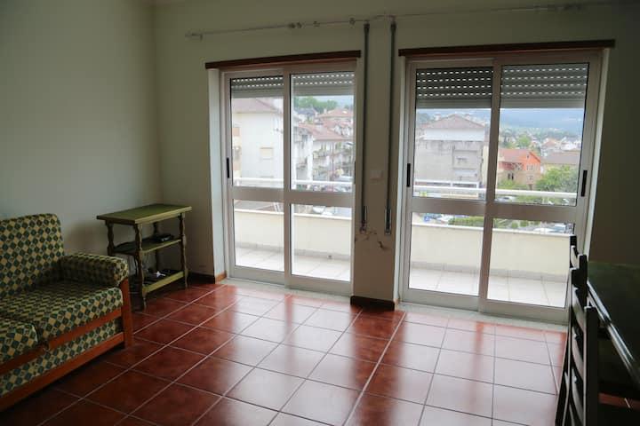 Sunny apartment in Melgaço