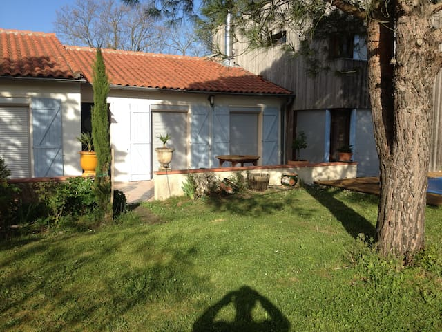 1 Chambres double au calme - Fourquevaux - Villa