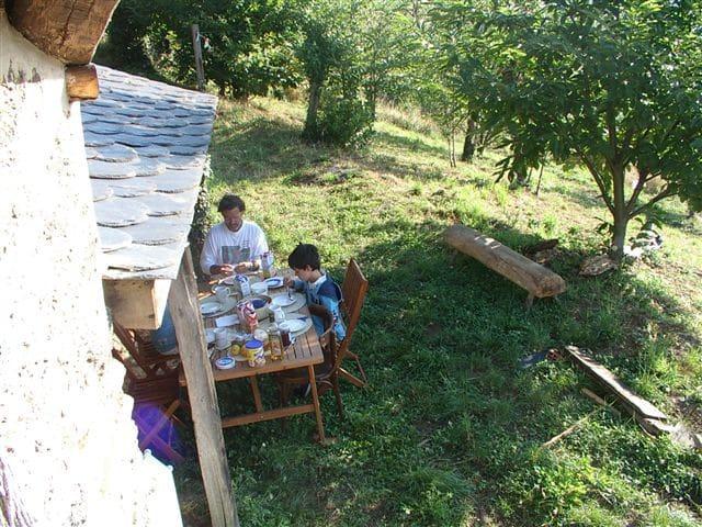 Ventana Azul. Casa rural especial - Doiras, Boal - Rumah