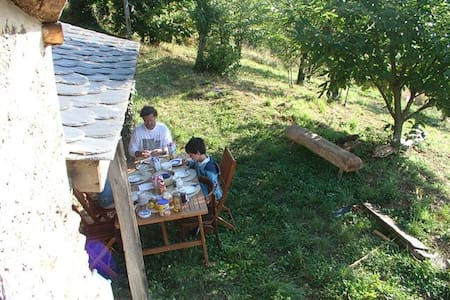 Ventana Azul. Casa rural especial - House