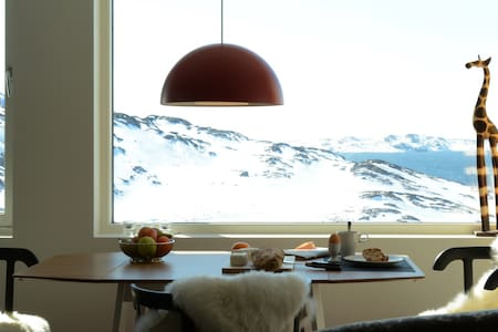 Room With a View - Nuuk - Apartmen