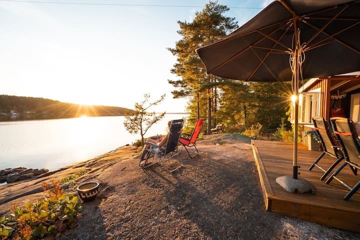 Waterfront Lifestyle: Recharge Yourself At Stugan