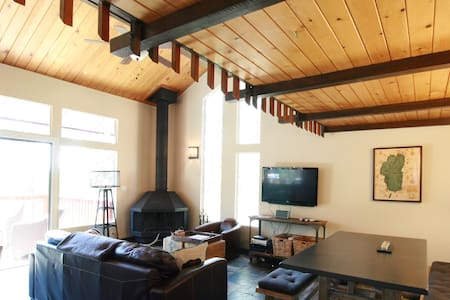 The Knotty Pine House | An Air Concierge Property - Incline Village - House