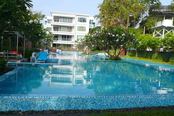 Beautiful beach side condo  - Hua Hin - Appartement