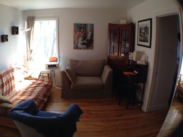 3 1/2 furnished everything included - Montreal - Wohnung