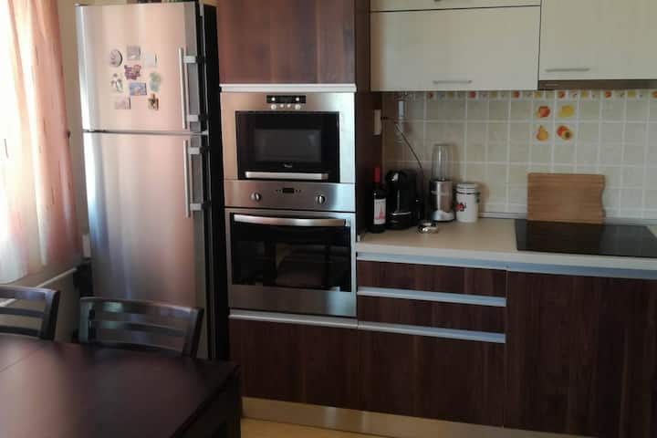 Lovely flat in Varna for holidays or work