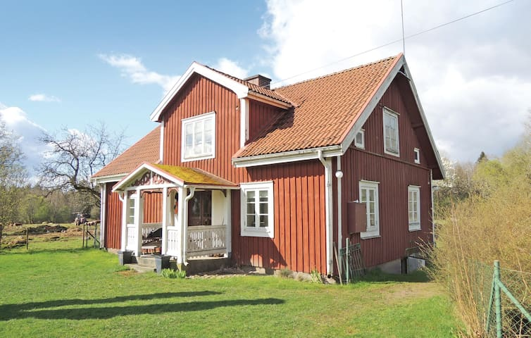 Holiday cottage with 3 bedrooms on 190 m² in Älmhult