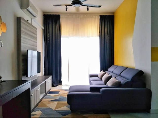 Mutiara Height @ Kajang - Comfy house to enjoy!