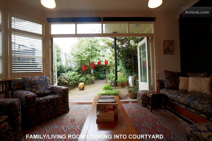 Outstanding 4BR Surry Hills Terrace - 沙利山 - 獨棟