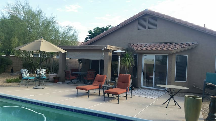 Remodeled N. Scottsdale home, great location