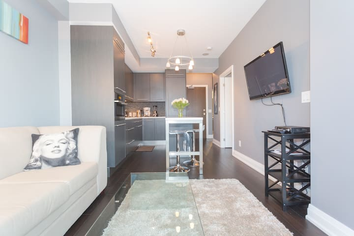 Luxury Apartment Heart of Downtown