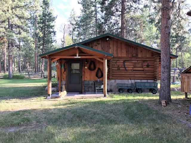 Wind Chime Cabin