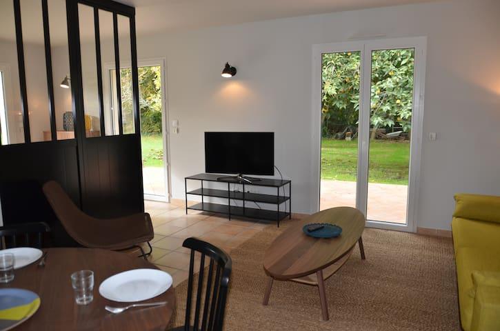 Jolie maison de 74 m² au calme