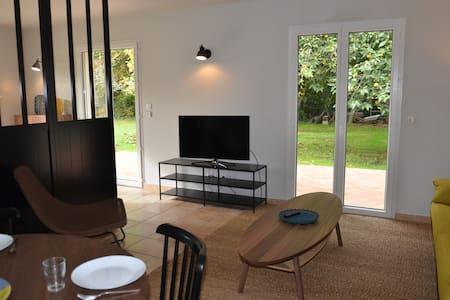 Jolie maison de 74 m² au calme - Sainte-Eulalie