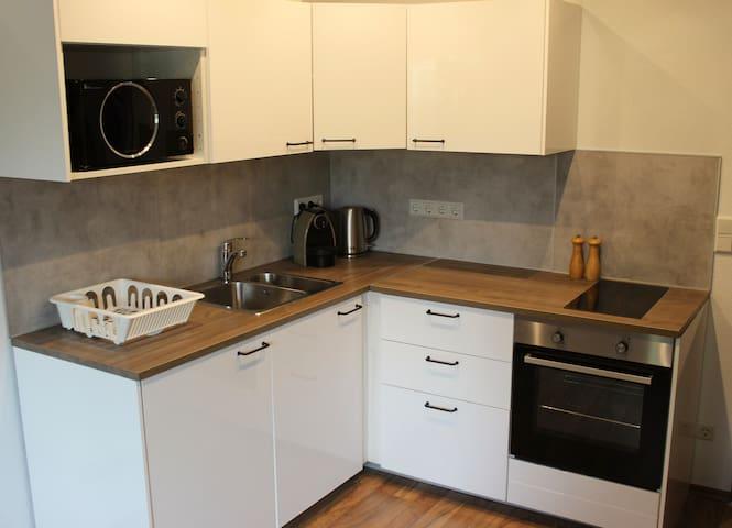 Gemütliche 2 ZKB Wohnung nahe Bad Oeynhausen
