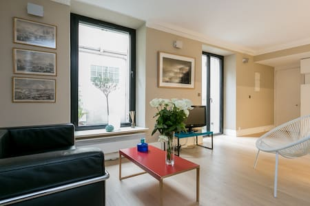Beautiful flat with patio next to the Eiffel Tower - París - Departamento