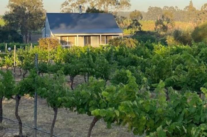 Cabernet Cottage, McCaffrey's Estate in Pokolbin