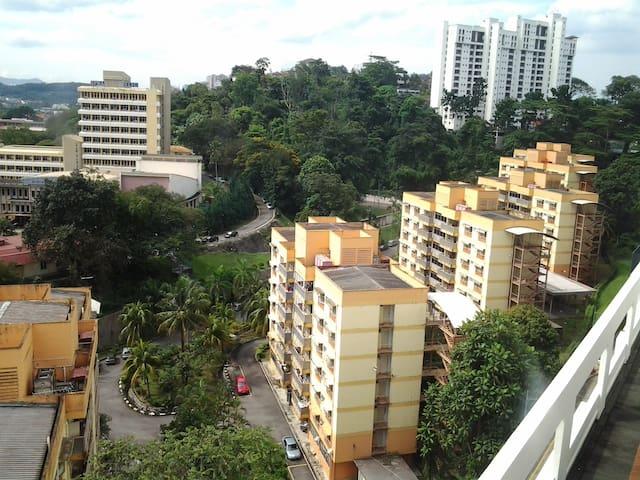mr aziz - Kuala Lumpur - Appartement
